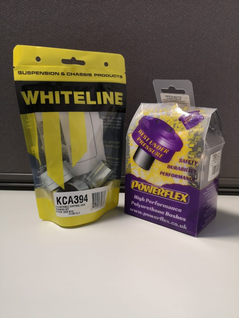 Tuleje Whiteline & Powerflex