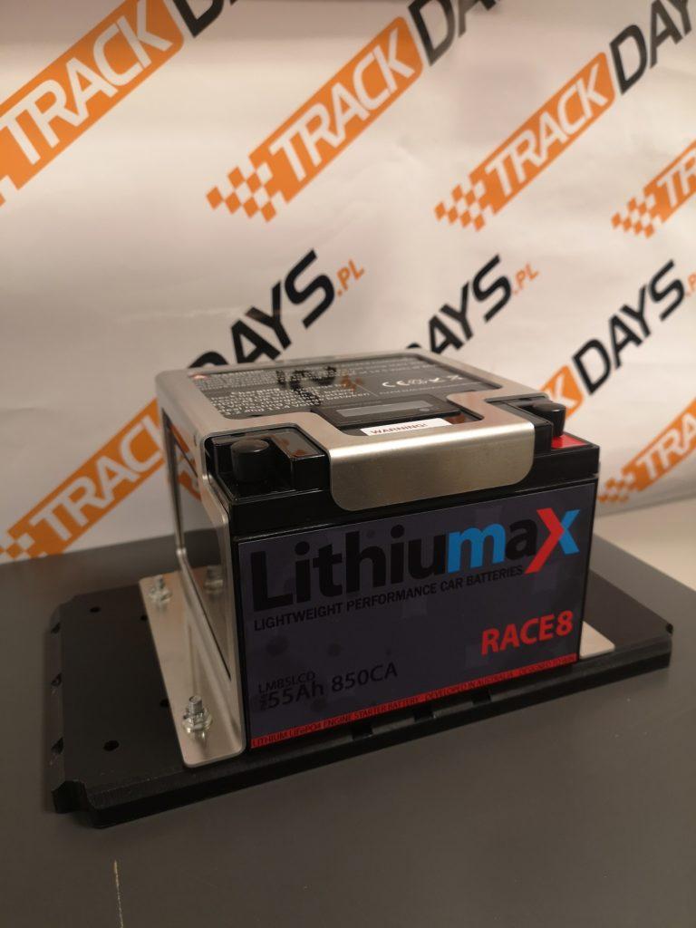 Lekki akumulator Lithiumax
